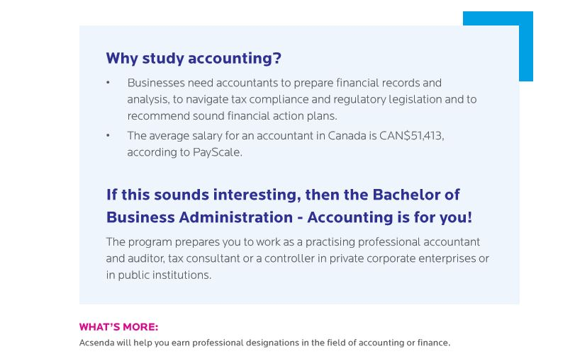 Accounting Concentration